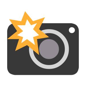 Canon Raw Image .crw Datei Symbol